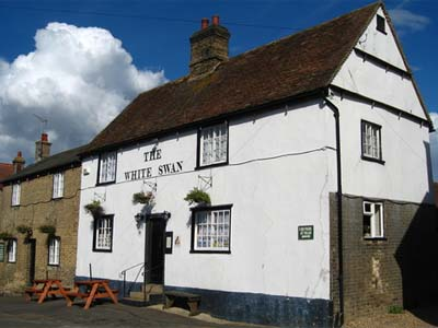 The White